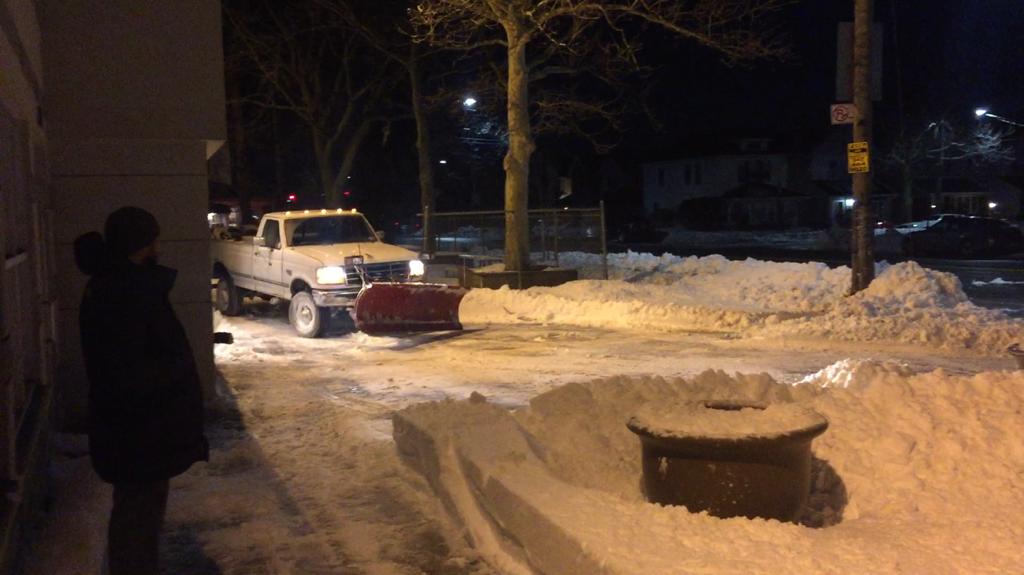Snow Plow Company Brooklyn NY